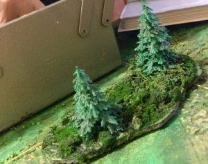 Diesen Wald und noch einen hat XENA noch dazugekauft.