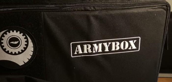 ARMYBOX von Pfeffer Modell und Formenbau: über Halvarsons jüngste Erwerbung