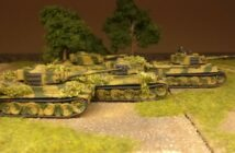 Flames of War German Army: Sturmis Haul beim David