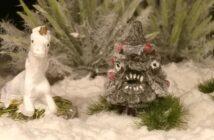 Wilde Weihnachtsbäume: Killer Xmas Trees auch beim Sturmi