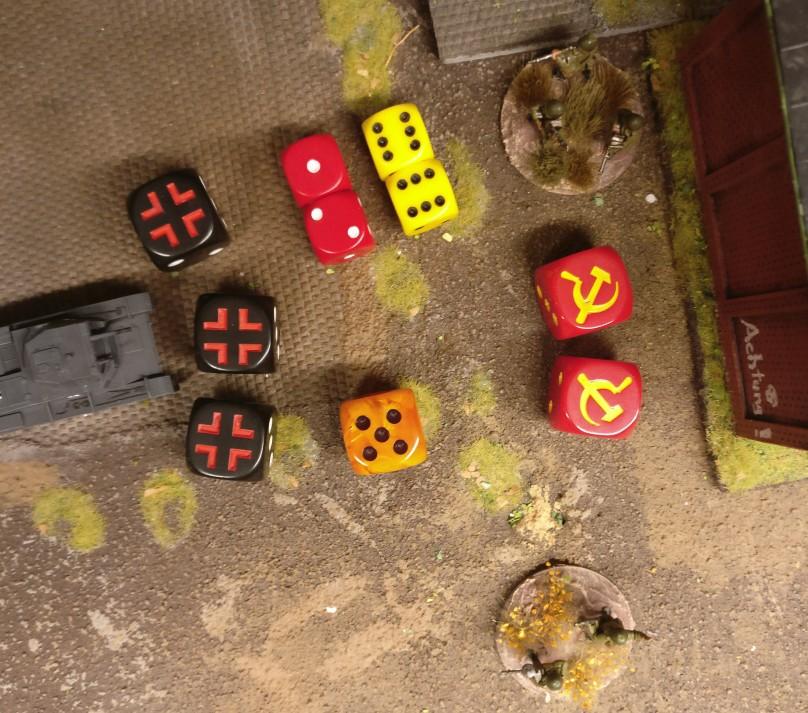 Der eine ungesavte Treffer führt zum zweiten Verlust in diesem Square des Heizhauses.
