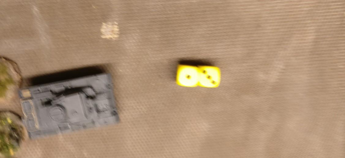 Für den Panzer III erwürfelt der Spieler insgesamt 4 APs.