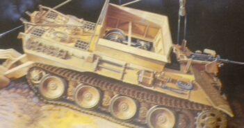 "Bergepanzer P.1000 ""Bergeratte"""