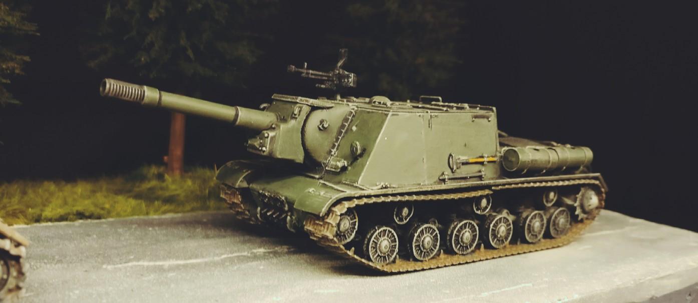 Das zweite ISU 152.