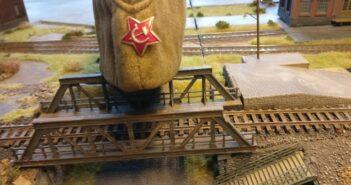 """Fabrikkomplexe """"Nastrovje"""" und """"Roter Oktober"""": Nehmen! Ein PBI-Match in den Weiten Russlands, fast am Ende der Welt. Die 7. Panzerdivision bättelt sich mit der 31. Armee irgendwo 35 Kilometer hinter Wjasma."""