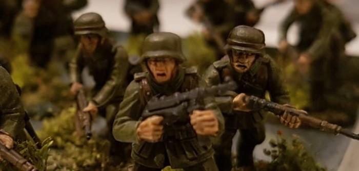 Hungarian Reinforced Platoon: 28 Mann in 28 Millimeter!