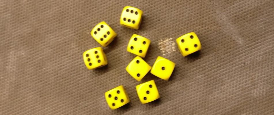 """Drei """"6""""er ergeben drei Treffer. Leider konnten  die Rotarmisten erfolgreich saven."""