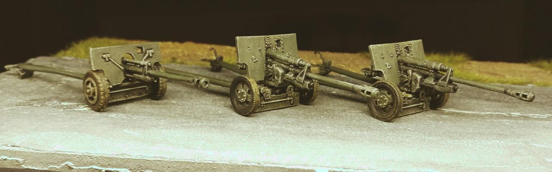 Die 76-mm-Divisionskanone M1942 (ZiS-3)