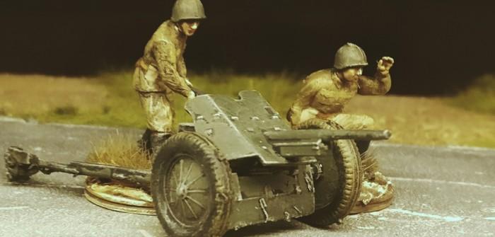 Russian Anti Tank Weapons and Artillery: Aufräumen in der Sammlung.