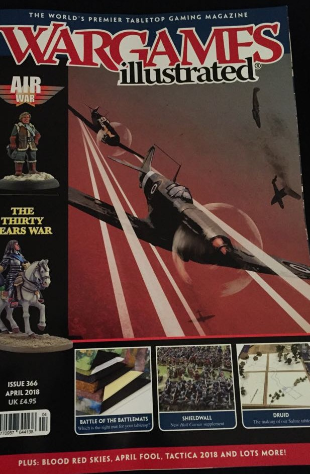 Wargames illustrated, issue 366