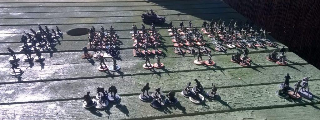 Was dem Sturmi seine Russen, das sind dem Doncolor seine deutschen Grenadiere...