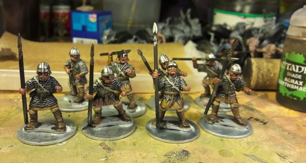 SAGA-Krieger von Dominic