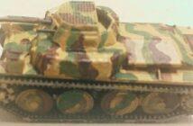 Aufklärungspanzer 38(t) 2cm KwK 38 (Sd.Kfz. 140/1)