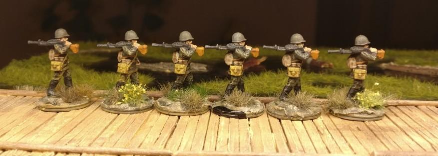 LMG-Schützen,