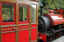 Penrhyn Quarry & Talyllyn Railway: die Domäne von Wulf