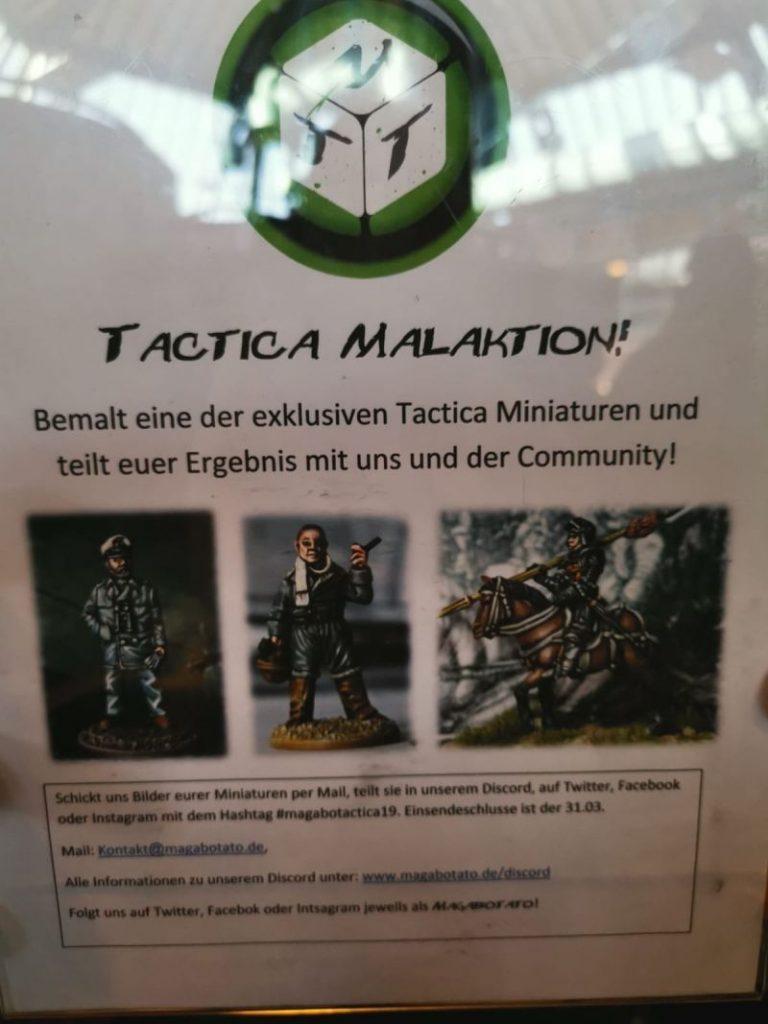 Weitere Motive auf dem Rundgang auf der Tactica Hamburg 2019.