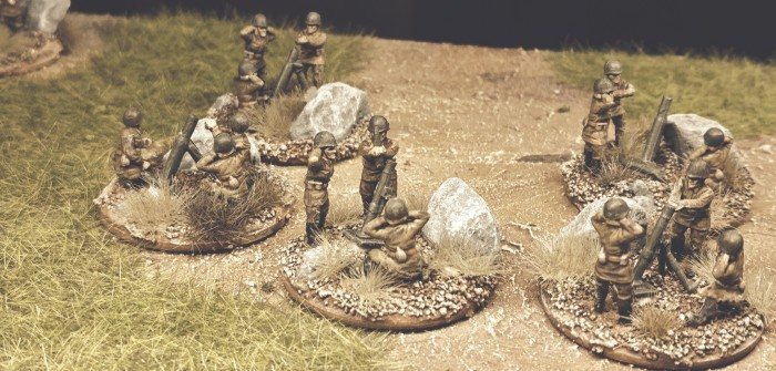15mm WW2 Russian Infantry Heavy Weapons