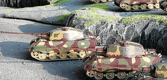 """Revell 03129: Tiger II Ausf. B Sd.Kfz. 182 """"Königstiger"""""""