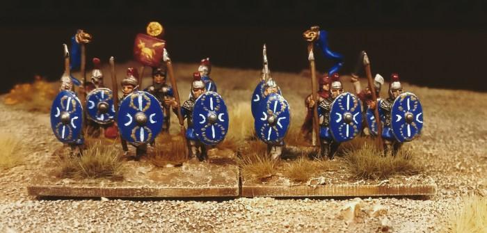 Blade Fast / Bd(F) für die DBMM Middle Imperial Roman - 193 AD - 324 AD