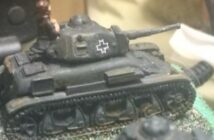 Der David hat XENA angesteckt. Erste Panzerjäger Pz 35t/R-2 TACAM und Renault R-35 in Monnem gesichtet!
