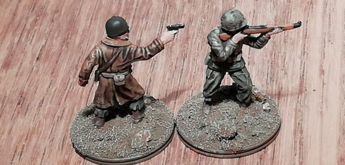 Doncolors 26th US-Infantry Division oder was macht man mit einem Kellerfund in Bataillonsstärke?
