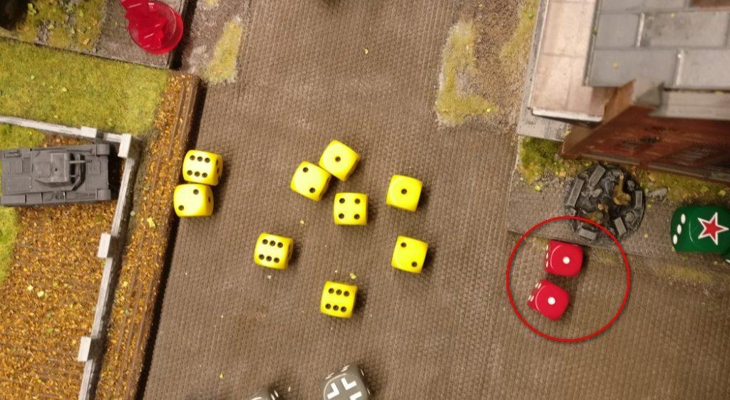 """Drei """"6""""er-Treffern stehen unter anderem zwei """"1""""er-Fails gegenüber. Die letzte Foot Group im Square muss gehen."""