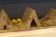 DBMM-Lager (2): Die Zeltplane und der Untergrund