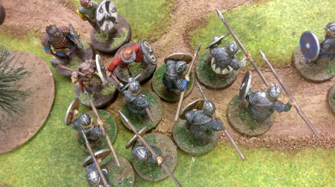 Final clash: Marcs Heerführer geht mit dem letzten Aufgebot zum Angriff über.