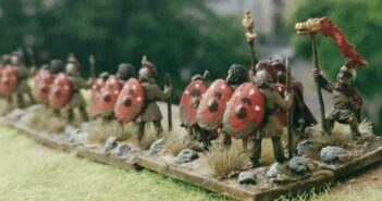 Auxilia Ordinary / Ax (O) für DBMM: eine solide Truppe für die Legiones Commoti