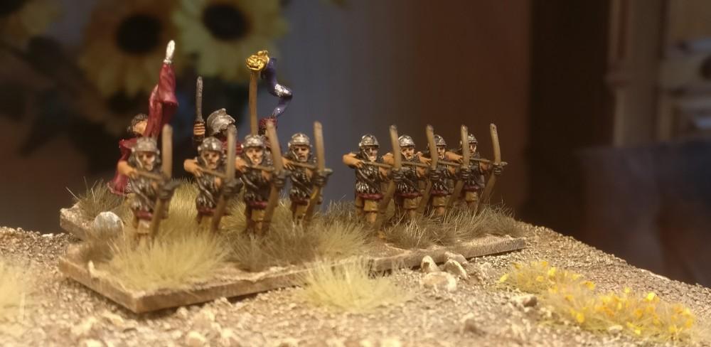 Endlich im ersten Manöver und auf Ritterjagd: Die Bow Superior / Bw (S) für DBMM.