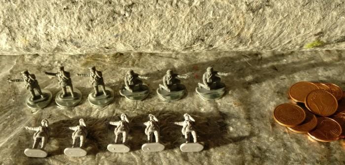 Diese Herren sind aus Franken kommend dem Ruf der Roten Armee gefolgt. Sie wurden bereits auf ihren Dienst vorbereitet und basiert.