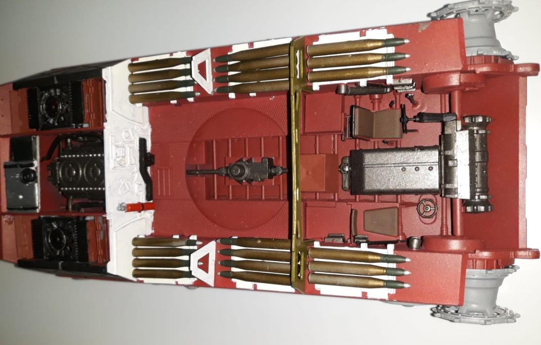 Revell 03275: Tiger II Ausf. B - Full Interior (Platinum Edition) von Florian und Josef
