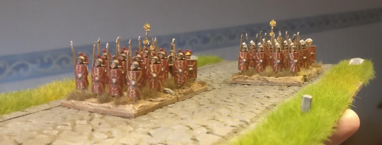 """""""Wo sind die Barbaren?"""" - die Legionäre sind angriffslustig!"""