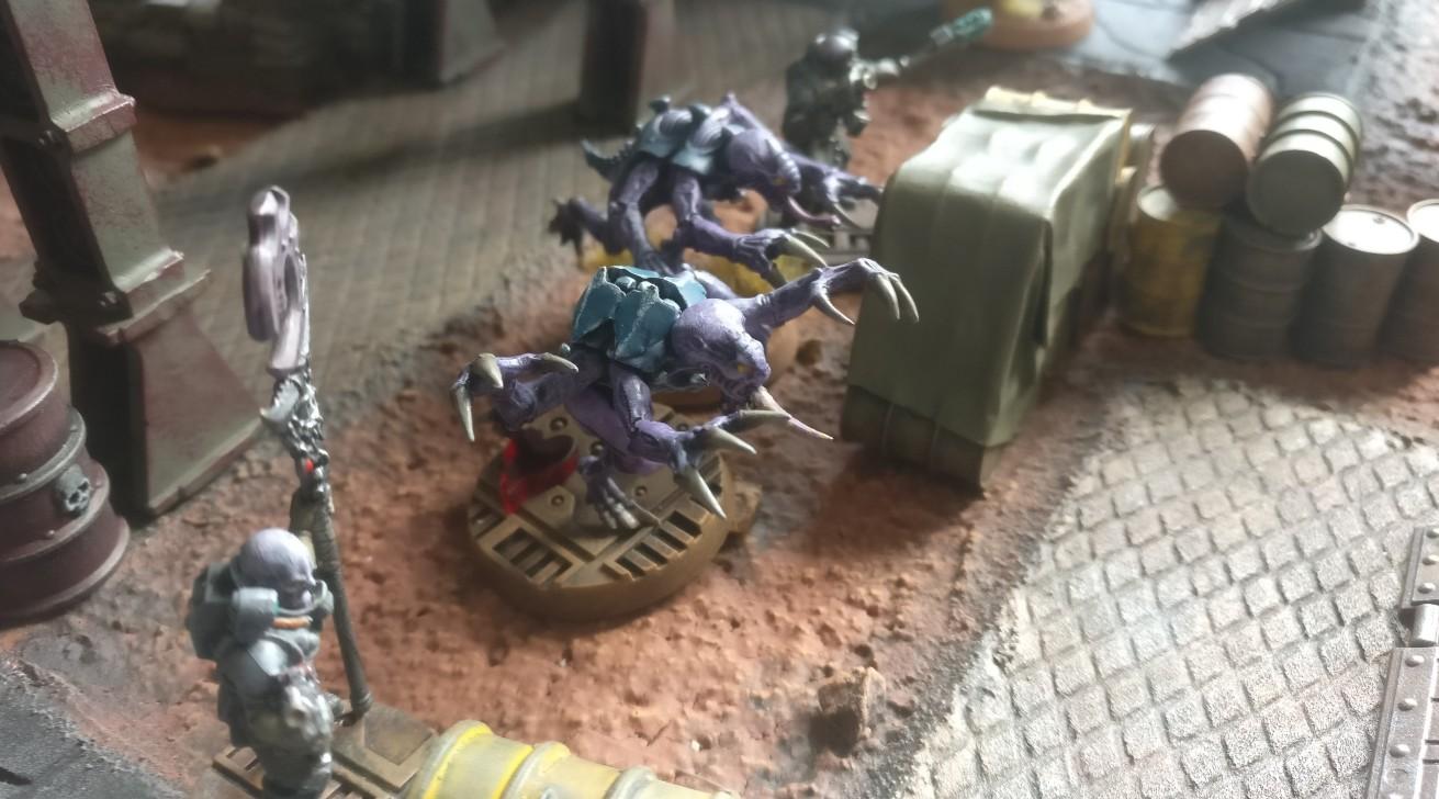 Killzone / Warhammer 40k auf der Conflict Rheinland 2019