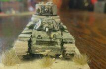 T-100 Panzer für 15mm