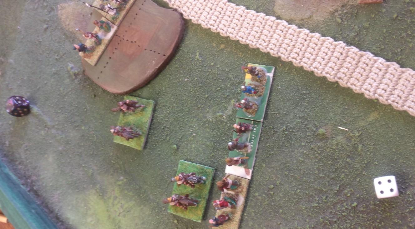 """Die schwedischen Fernkämpfer nehmen die Deutschen Reiter unter Beschuss. """"4:1"""" ist ein Todesurteil."""