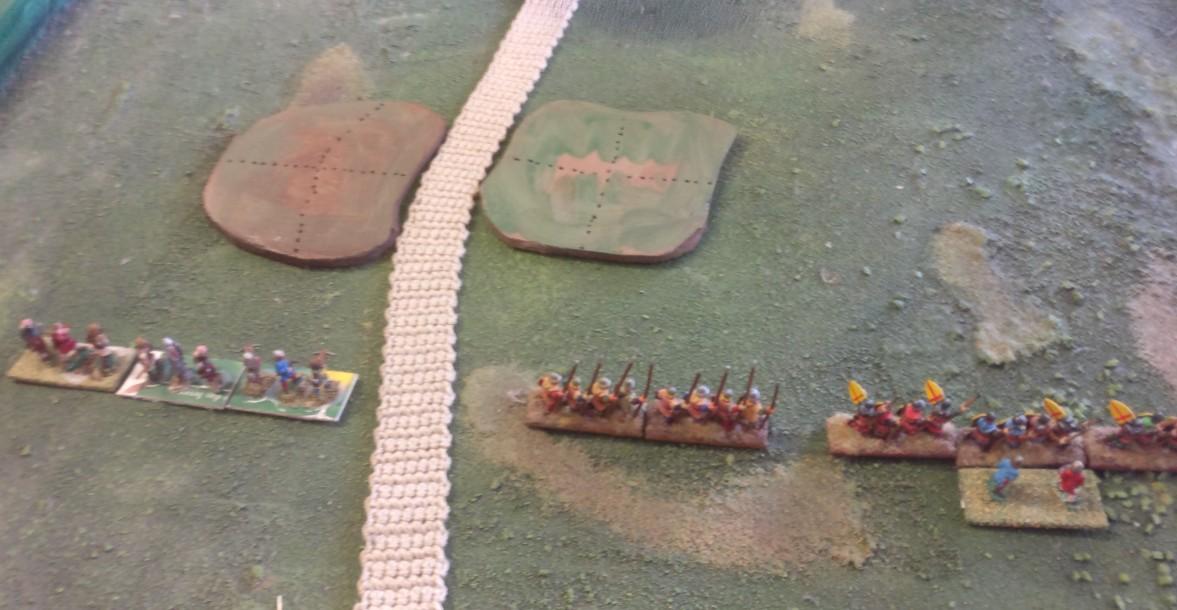 Der Deutschorden hat sich bereits nach Königsberg zurückgezogen