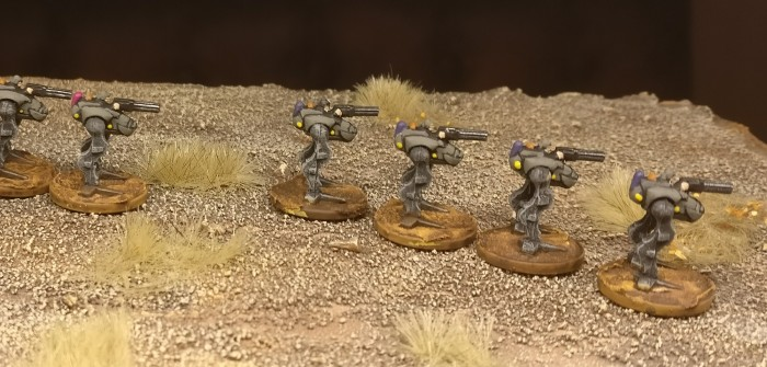 Kampfkrähen reloaded: die standfestesten Assault Walker, die es 1947 gab!