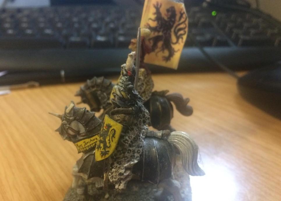 XENAs SAGA-Armee wächst. Otto Frunz von Bierbrauhausen und seine Horden drohen!