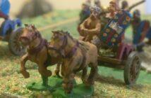 Römer gegen Galater: nochmal eine ARMATI-Schlacht (der Battle Report)