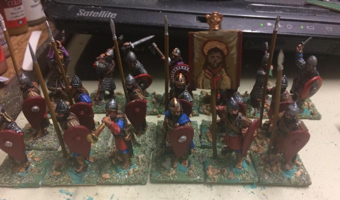 Die neuen Byzantiner vom XENA