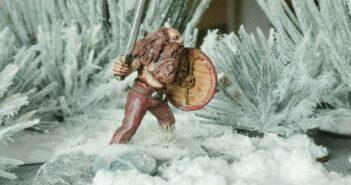 """SAGA-Warlord/Kriegsherr: """"For the Devil sends the beast with wrath..."""" - oder wie die heidnischen Rus zu ihrem Cheffe kamen."""