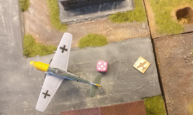 """Das Airstrike-Kärtchen und eine darauf folgende """"5"""" sorgte für Gesprächsstoff."""
