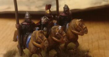 Pferde im Überfluss...