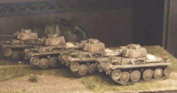 DeAgostini Panzersammlung Nr. 57 Pz.Kpfw.38 (t) Ausf. F