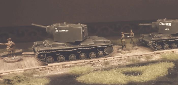 """Pegasus 7665 """"KV-1 Early & KV-2"""""""