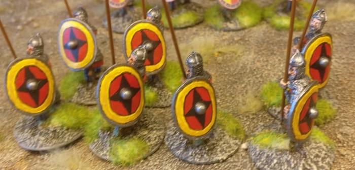 SAGA: Byzantiner Krieger