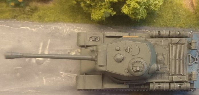 PST 72002 IS-2 Heavy Tank