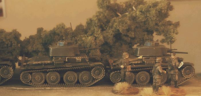 DeAgostini Pz.Kpfw.38 (t) Ausf. F (Teil 2)