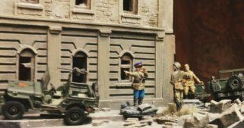 """Dragon Armor 60505 """"US ARMY Jeeps 2x 1/4 TON 4x4 Set & .30 Cal. Machine guns"""""""